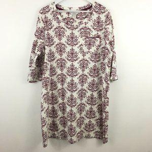 3/$22 CJ  Banks Floral Print Dress